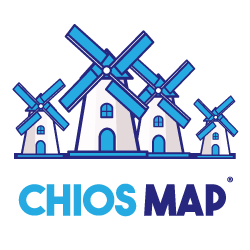 Chios Map – by MasterFold S.A Λογότυπο